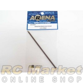 ARENA 132541 Spring Steel Replacement Tip Ball #2.5X120mm