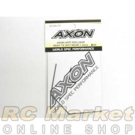 AXON AT-XR-013 Anti Roll Bar Xray T4 2017 Rear 1.3mm