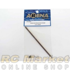 ARENA 133041 Spring Steel Replacement Tip Ball #3.0X120mm