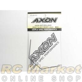 AXON AT-XR-012 Anti Roll Bar Xray T4 2017 Rear 1.2mm