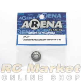 ARENA TFF-301 Aluminum Hard Coated Ldler Gear 27T For FF-03