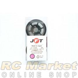 JFT 0330RL 1/12 A Foam Pink Mounted Rear 1pair A30