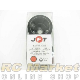 JFT 0332RL 1/12 A Foam Magenta Mounted Rear 1pair A32