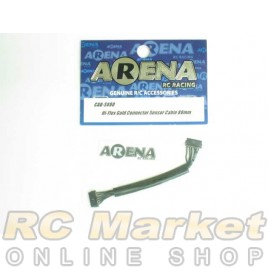 ARENA CAB-S080 Hi-Flex Gold Connector Sensor Cable 80mm