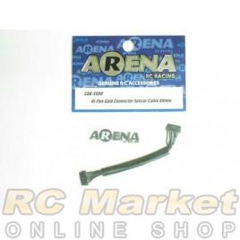 ARENA Hi-Flex Gold Connector Sensor Cable 80mm