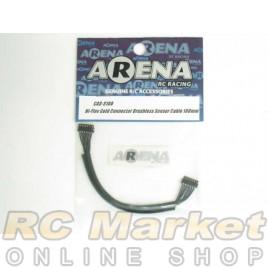 ARENA Hi-Flex Gold Connector Sensor Cable 100mm