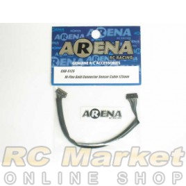ARENA CAB-S125 Hi-Flex Gold Connector Sensor Cable 125mm