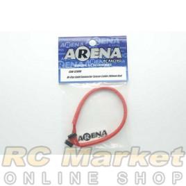 ARENA CAB-S200R Hi-Flex Gold Connector Sensor Cable 200mm Red