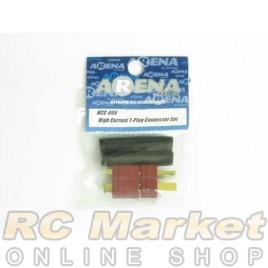 ARENA High Current T-Plug Connector Set