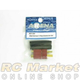 ARENA HCC-006 High Current T-Plug Connector Set