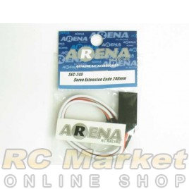 ARENA SEC-240 Servo Extension Code 240mm