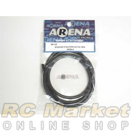 ARENA SW-12K Hi Current 12 AWG Silicone Flex. Wire 1m Black