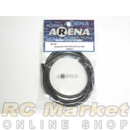 ARENA Hi Current 12 AWG Silicone Flex. Wire 1m Black