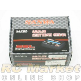 SANWA Multi Setting Gear Installed program with PGS-CL/CX