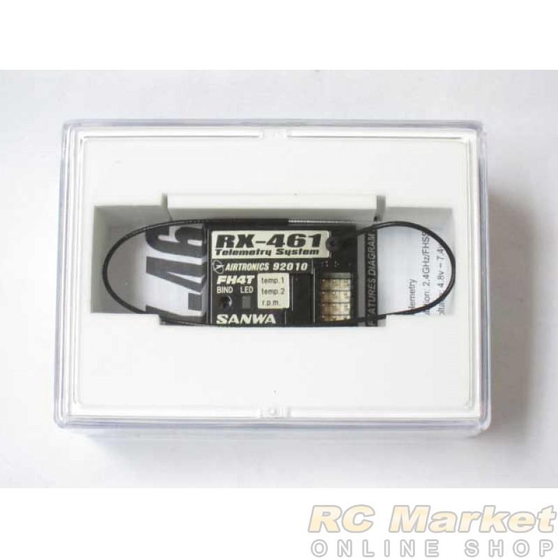 SANWA RX-461 2.4GHz FHSS4 Receiver