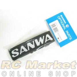 SANWA 107A30063A Handy Strap Black