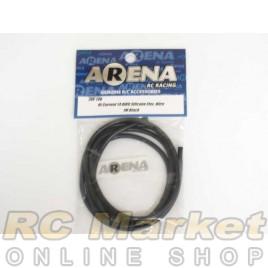 ARENA Hi Current 14 AWG Silicone Flex. Wire 1m Black