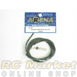 ARENA SW-16K Hi Current 16 AWG Silicone Flex. Wire 1m Black