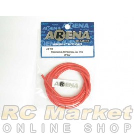 ARENA SW-16R Hi Current 16 AWG Silicone Flex. Wire 1m Red
