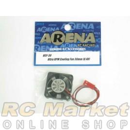 ARENA UCF-30 Ultra RPM Cooling Fan 30mm (8.4V)