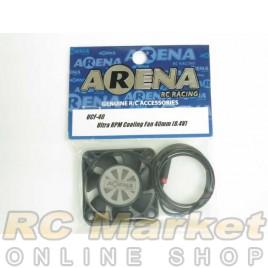 ARENA UCF-40  Ultra RPM Cooling Fan 40mm (8.4V)
