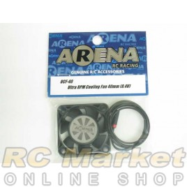 ARENA UCF-40  Ultra RPM Cooling Fan 40mm (8.4V)