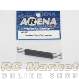 ARENA PMS-002 Pipe Mount Spring .12 Hard Long 4pcs