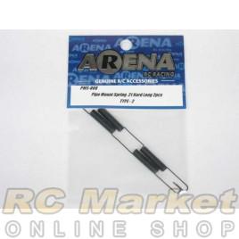 ARENA PMS-008 Pipe Mount Spring .21 Hard Long 2pcs Type-2