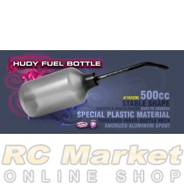 HUDY 104200 Fuel Bottle With Aluminum Neck