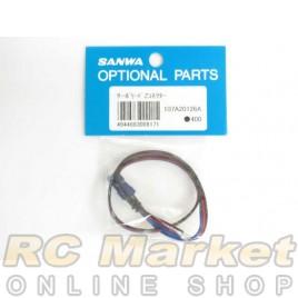SANWA 107A20126A Servo Wire Gold Plated