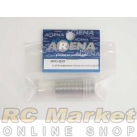 ARENA MR105/ZZ/B3 5X10X3mm Economic Double Metal Bearing (10)