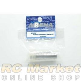 ARENA MR126/ZZ 6X12X4mm Economic Double Metal Bearing (10)