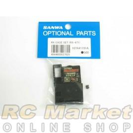 SANWA 107A41191A RX-471 Case