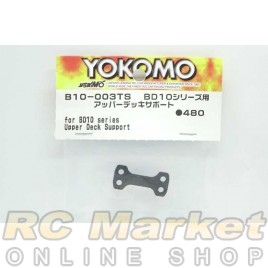 YOKOMO B10-003TS Upper Deck Support for BD10 Series