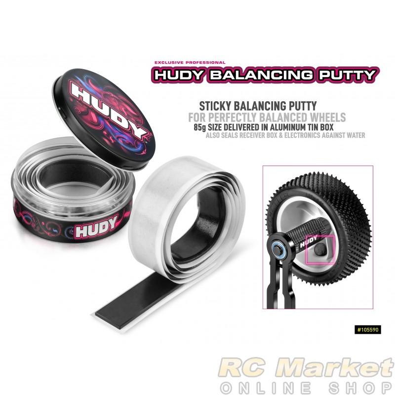 HUDY 105590 Wheel Balancing Putty