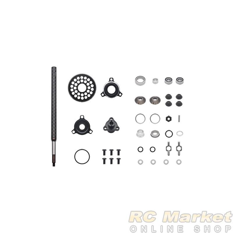 ARROWMAX 931001-V2 1/12 Pancar Geardiff Set V2