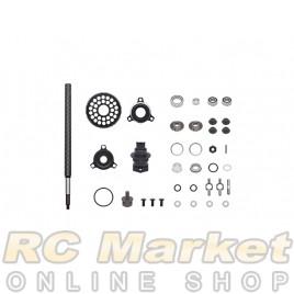 ARROWMAX 931002-V2 1/10 F1 Geardiff Set V2