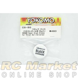 YOKOMO CS-BG Super Black Grease for Thrust Ball/Universal