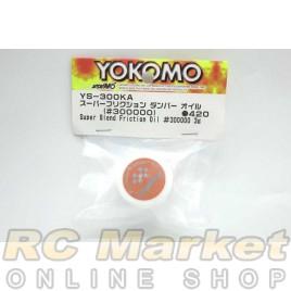 YOKOMO YS-300KA Super Blend Friction Oil #300,000 3g