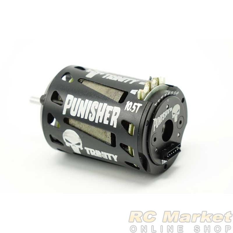 TRINITY PUN1000 PUNISHER 10.5T Spec Motor