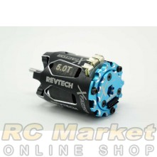 TRINITY REV1114 REVTECH X-Factor 5.0T Modified Series Brushless Motor