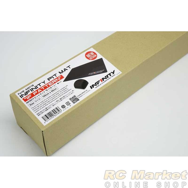 INFINITY A0071B Pit Mat (100 x 60cm)