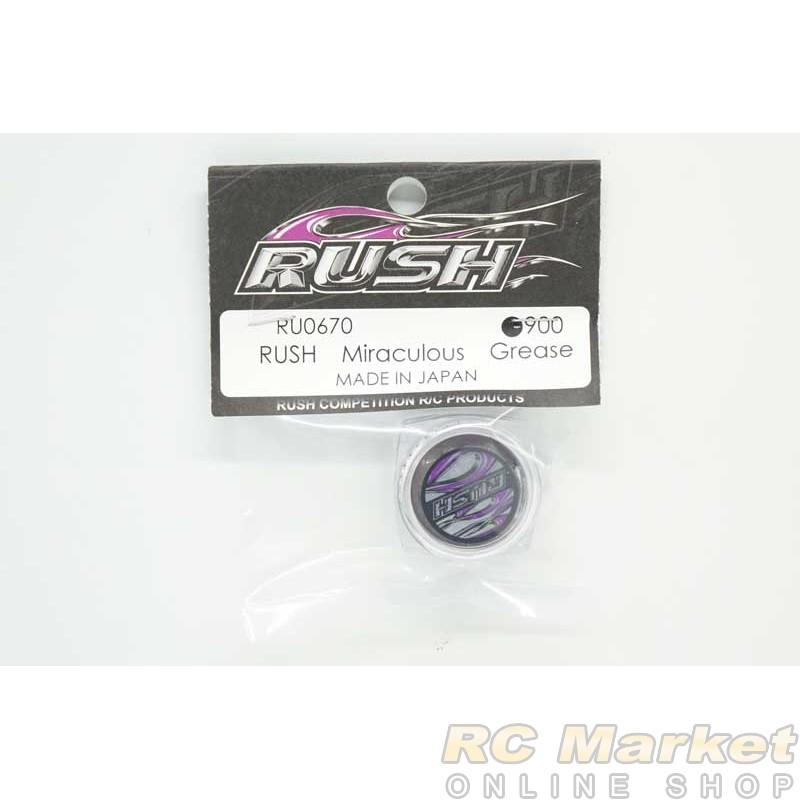 RUSH RU0670 Miraculous Grease
