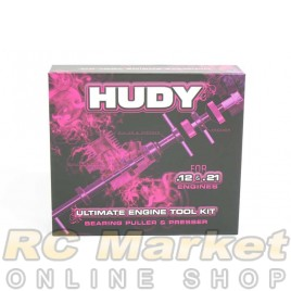 HUDY 107050 Profesional Engine Tool Kit For .12 Engine