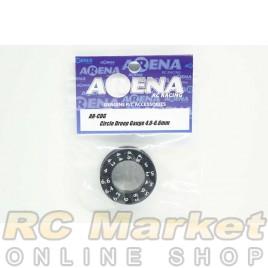 ARENA CDG Circle Droop Gauge 4.0-6.6 mm