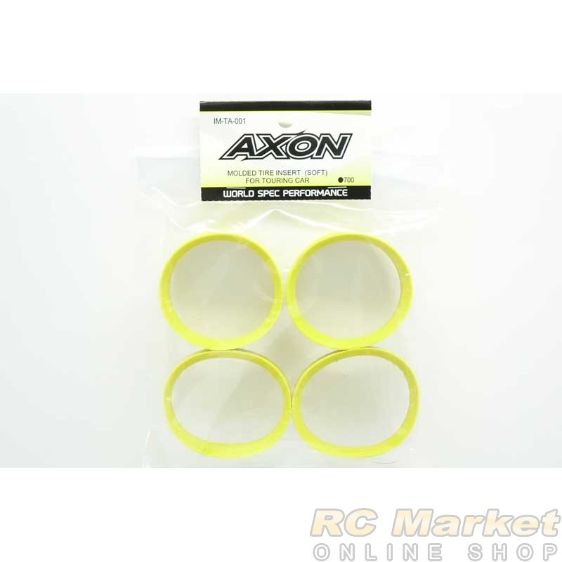 AXON IM-TA-001 Molded Tire Insert (Soft) for Touring Car