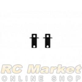 SERPENT 402006 Magnesium TC Geardiff Outdrive Shaft (2)