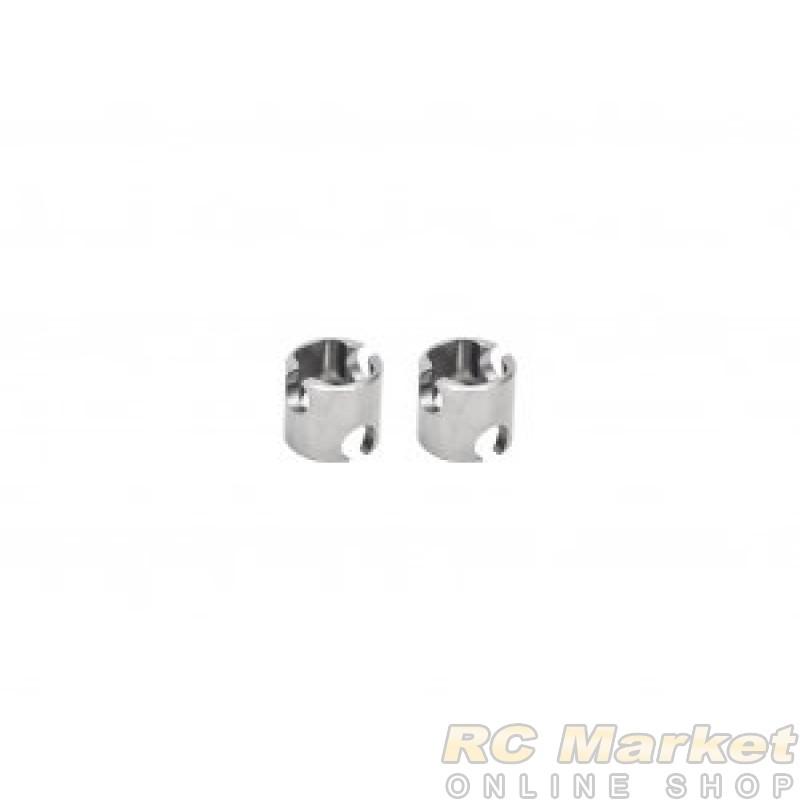 SERPENT 401995 X20 DJC Sleeve BB Axle Steel (2)