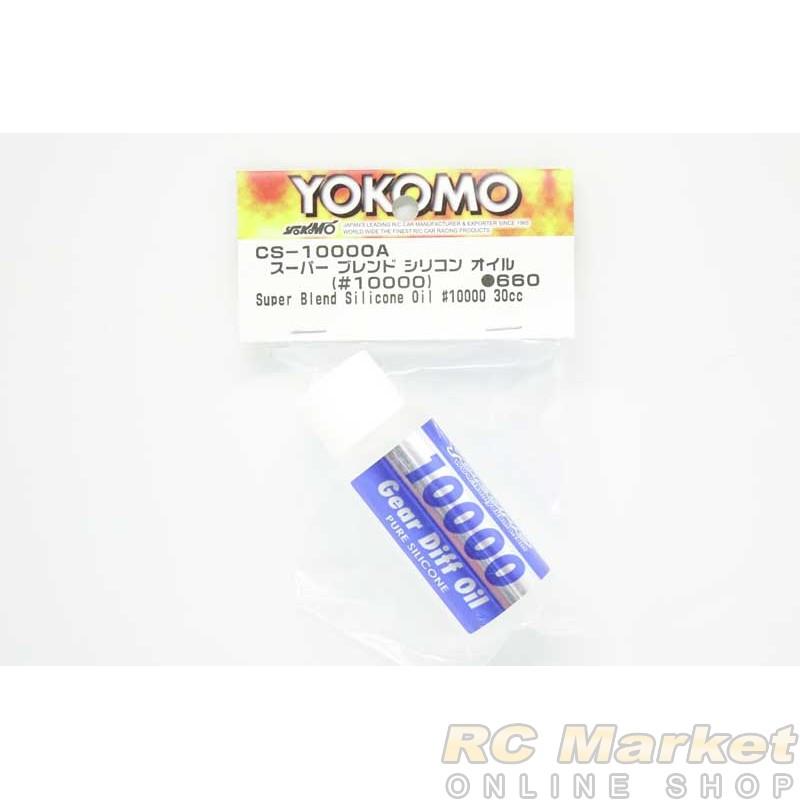 YOKOMO CS-10000A Super Blend Silicone Oil #10000 30cc