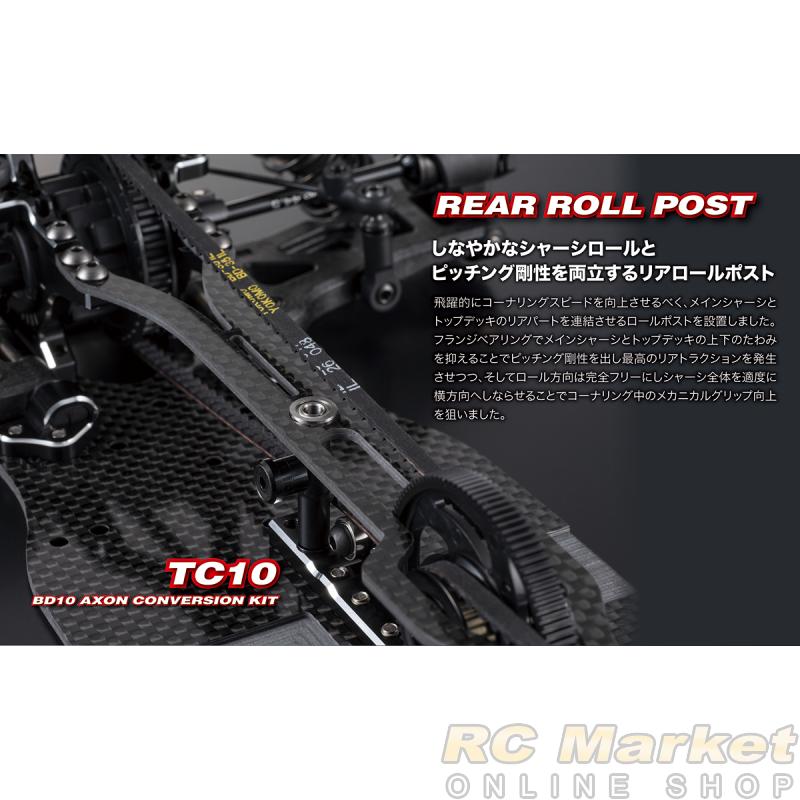 AXON KC-BD-01C TC10 ( BD10 Conversion Kit ) ( Pre-Order )